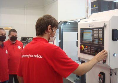 Newport Group Kurz - Operátor CNC Strojov / Trebišov 2020